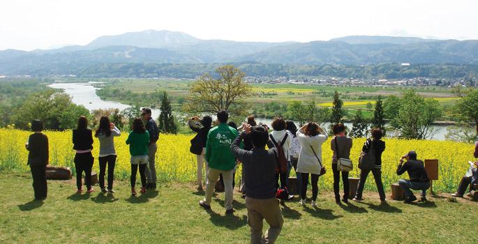 飯山市連携プロジェクト|ファッション循環型社会対応教育の新展開