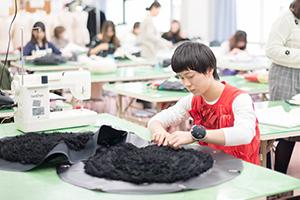 国際ファッション文化学科 3年生
