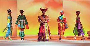 企画集団FUSEファッションショー「共に存る」(約30分)<br /> ①12:40~13:10 ②15:00~15:30<br />