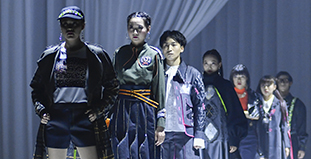 ファッションクリエイション学科 <br /> 第34回ファッションショー『UPDATE』<br /> ①12:00~12:35 ②14:30~15:05